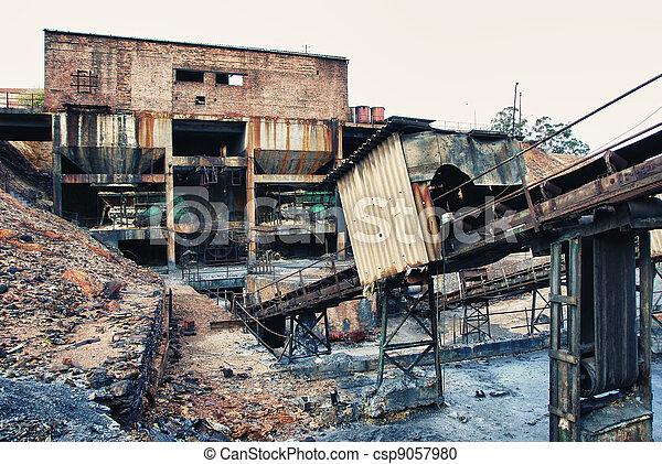 Mining industry - csp9057980