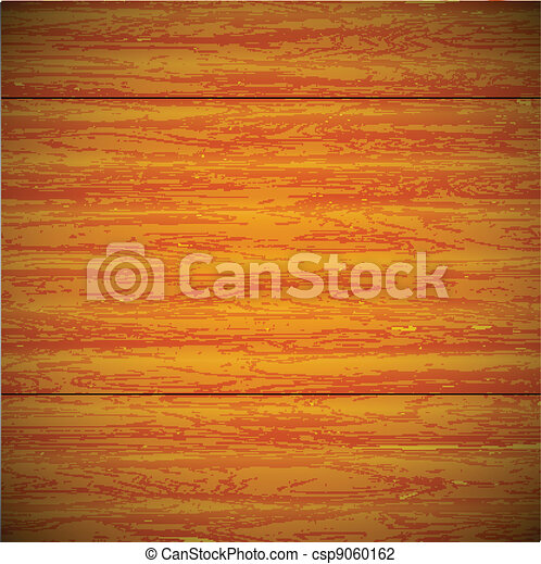 the vector wooden planks texture - csp9060162