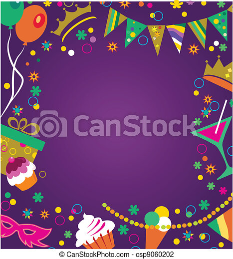 party invitation - csp9060202