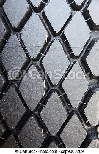 Tread tires black  - csp9060269