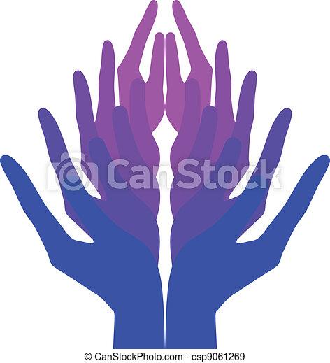 Spirituality, peace and love - csp9061269