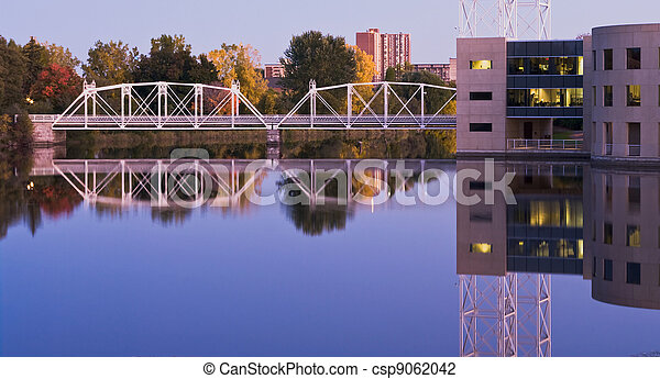 Urban Bridges - csp9062042