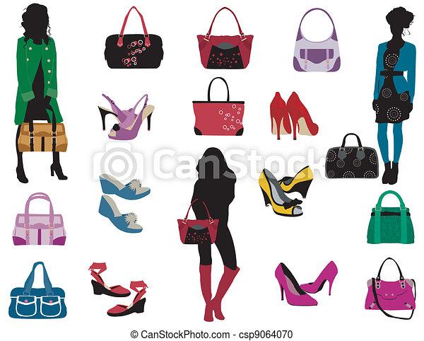Spring fashion - csp9064070