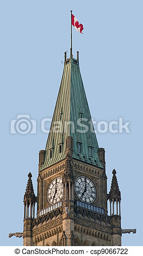 7 O'Clock Politics  - csp9066722