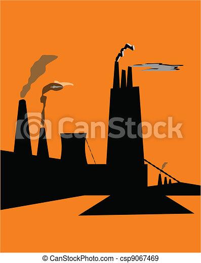 industrial promises  - csp9067469