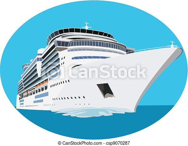 Cruise ship - csp9070287