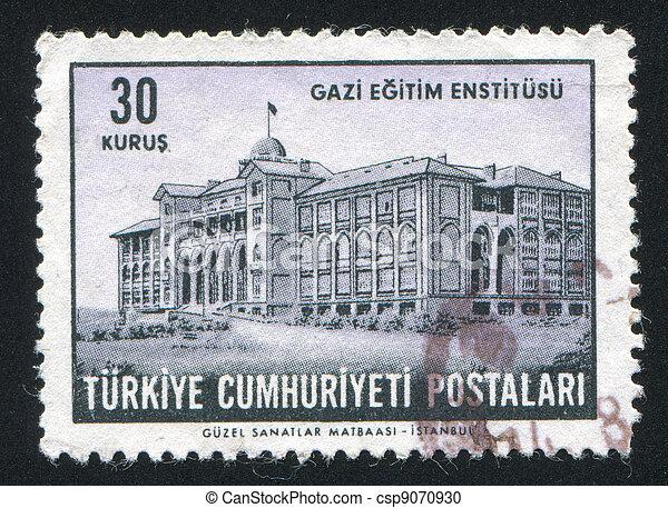 Gazi Institute of Education - csp9070930