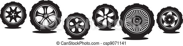 automotive wheel - csp9071141