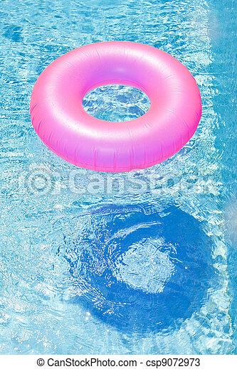 photos de rose caoutchouc anneau piscine natation rose csp9072973 recherchez des. Black Bedroom Furniture Sets. Home Design Ideas