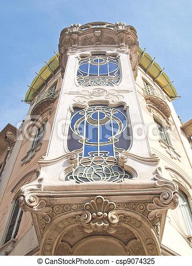 Casa Fleur Fenoglio, Turin - csp9074325