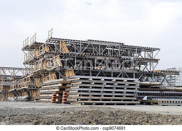 construction site - csp9074691