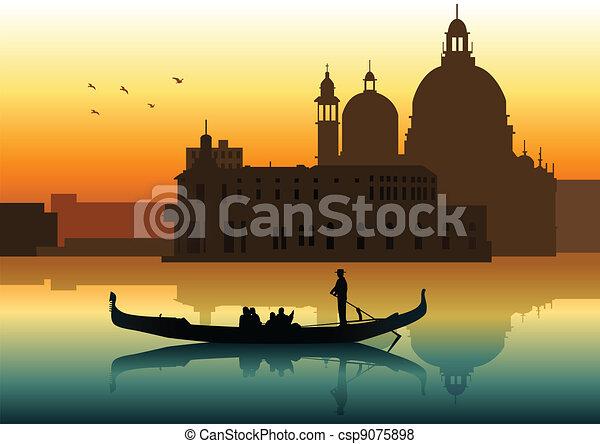 Venice - csp9075898