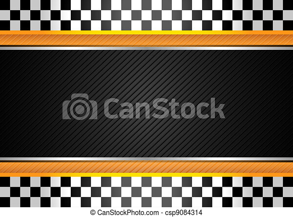 Racing striped background - csp9084314