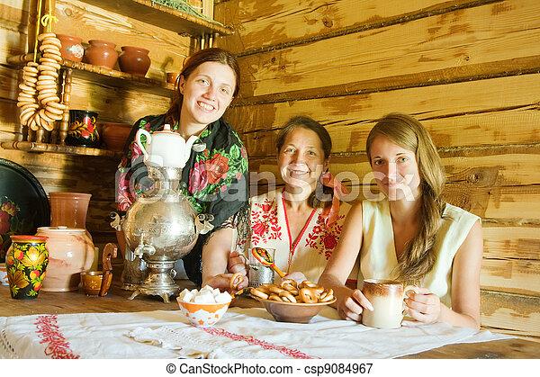 Russian Women - Russian Culture