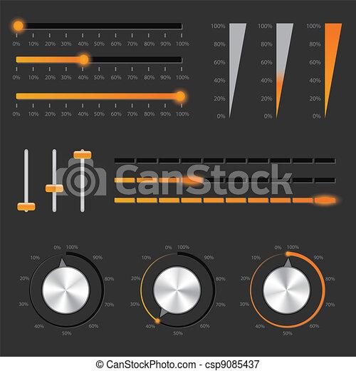 audio controls - csp9085437