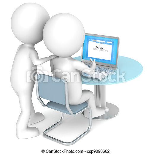 Web Page. - csp9090662