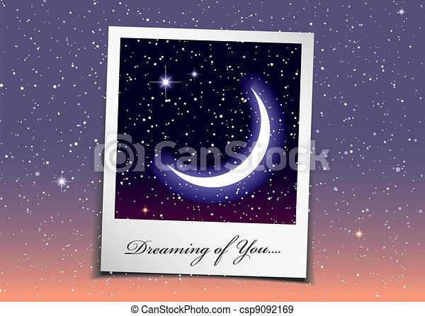 Space dream - csp9092169