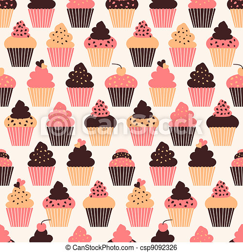 Cupcake Clipart no Background Cupcake Background
