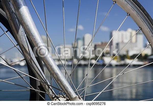 Wheel Spokes - csp9095276