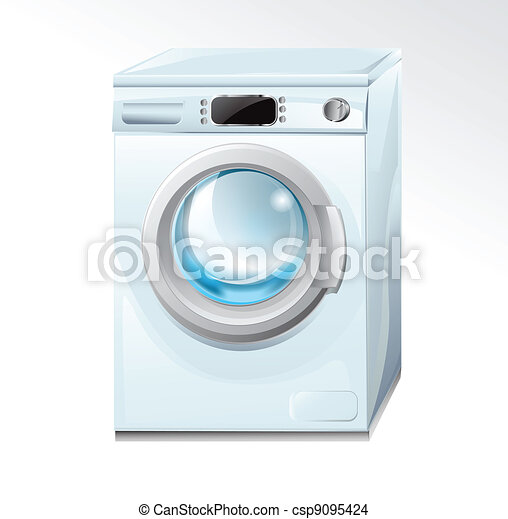 washing machine - csp9095424