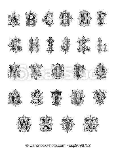 Creative Alphabet Letters To Draw Traffic Club