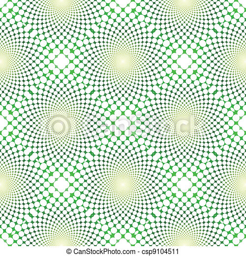 cyclic optical illusion (Vector) - csp9104511