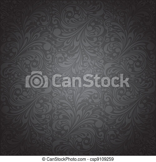Classic Ornament Wallpaper  - csp9109259