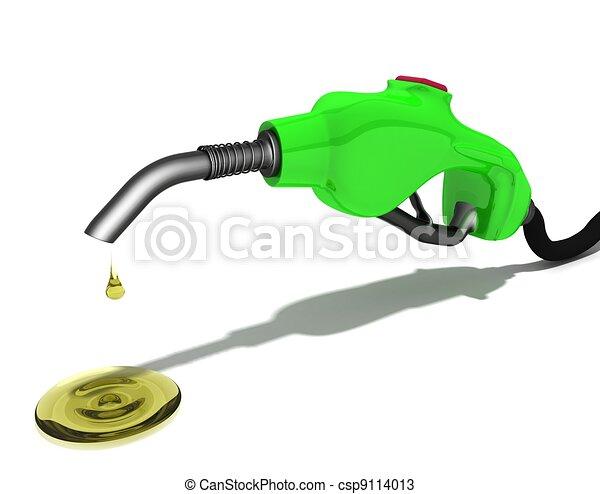 Petrol filling pistol - csp9114013