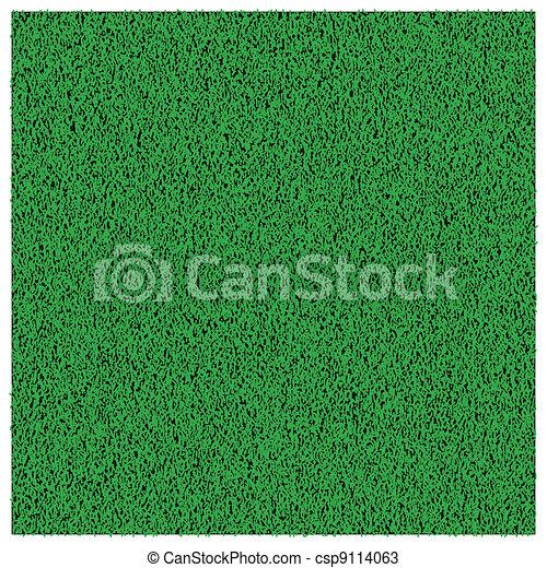 Grass Texture Illustration - csp9114063