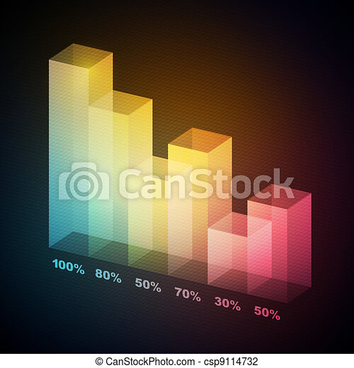 Colorful Statistics - csp9114732