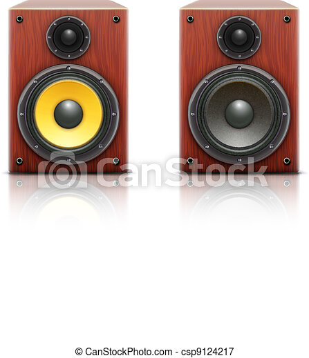 sound loud hi-fi audio system - csp9124217