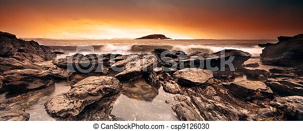 Panoramic Surf - csp9126030