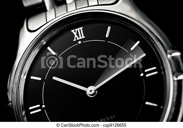 Clock face, fast time advance watch - csp9126655
