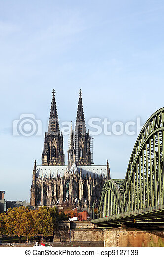 DOM in Cologne - csp9127139
