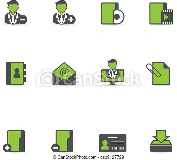 Duotone Icons - Group Collaboration - csp9127729