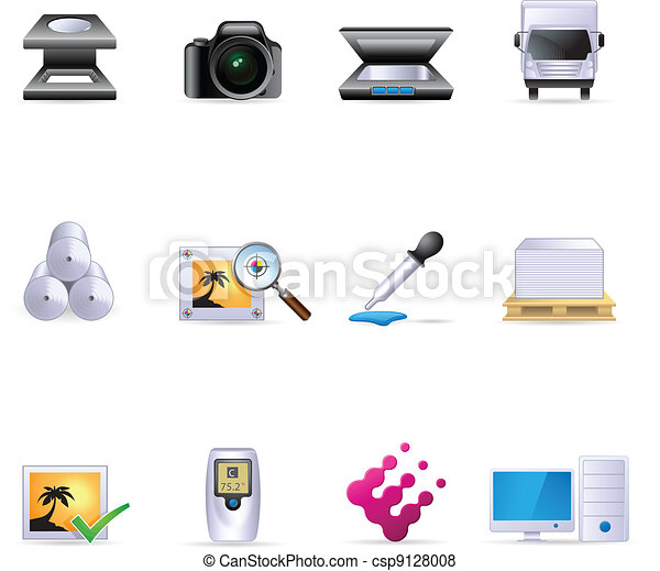 web-icons-more-printing-&-graphic-design - csp9128008