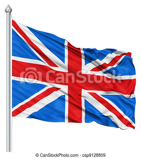 Flag United Kingdom Of Great Britain - csp9128809
