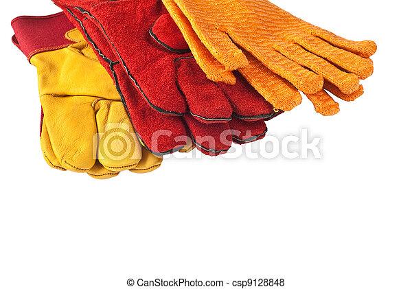 Construction protective gloves - csp9128848