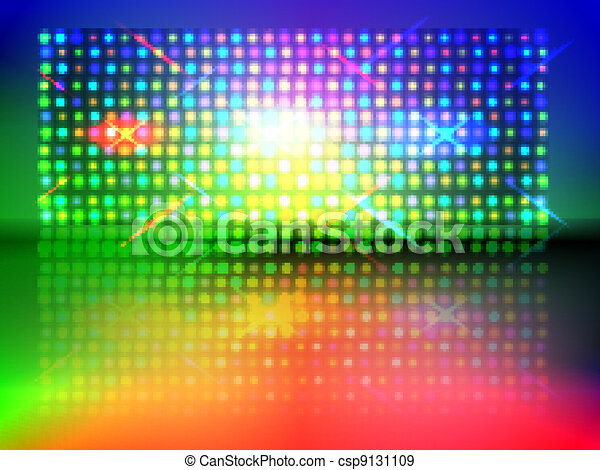 rgb lights - csp9131109
