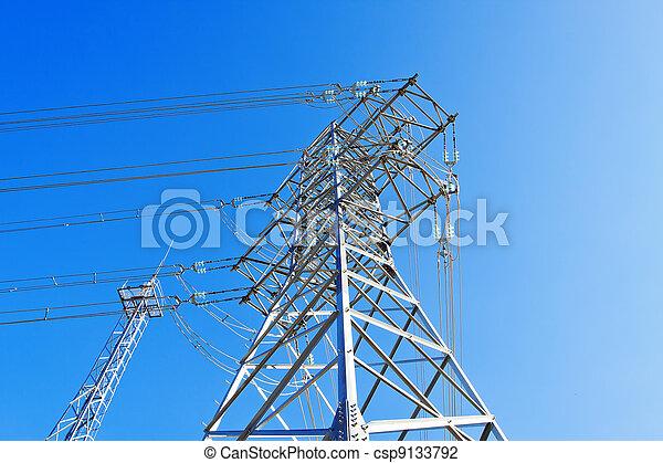 High-voltage support - csp9133792