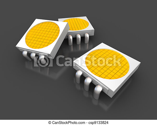 Led light lamp chips - csp9133824