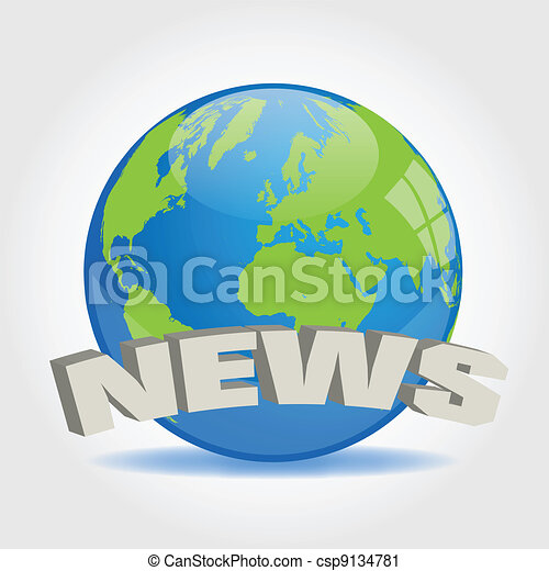 Global News - csp9134781