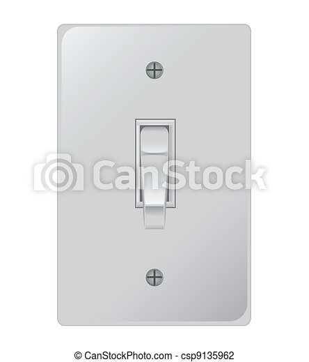 Light Switch - csp9135962