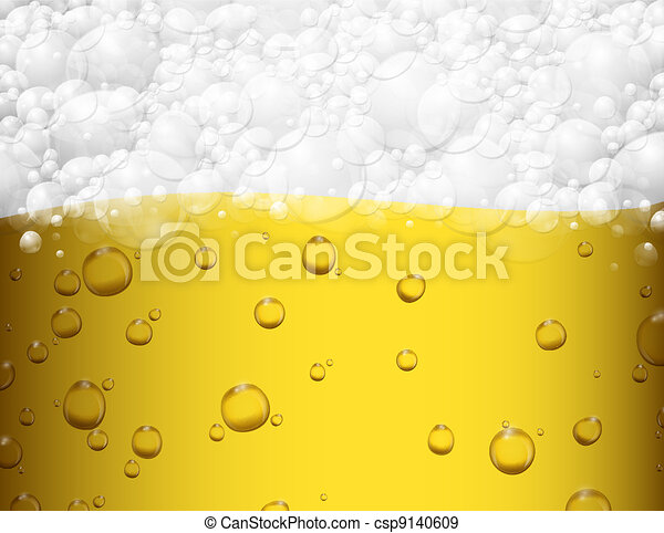 Beer background - csp9140609