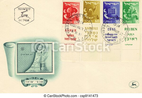 Jubilee mailing envelope - csp9141473