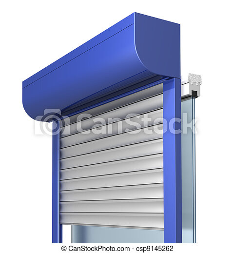 window shutter system construction - csp9145262