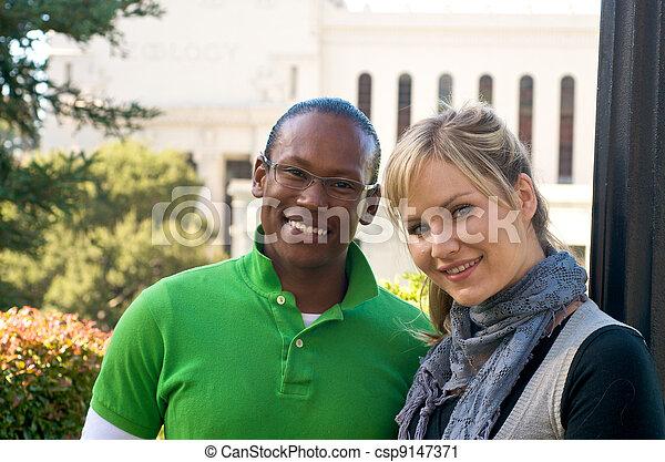 Multicultural Diversity - csp9147371