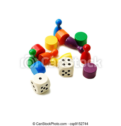 gaming pieces - csp9152744
