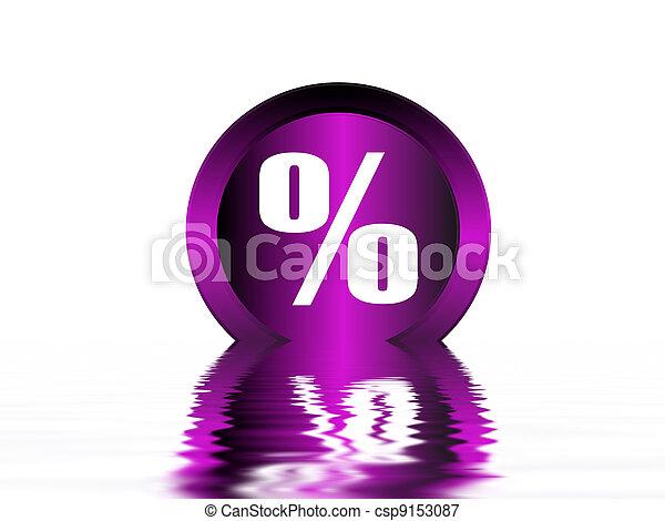 percentage - csp9153087