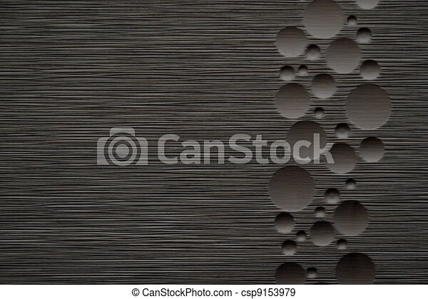 abstract background of modern wood texture closeup - csp9153979